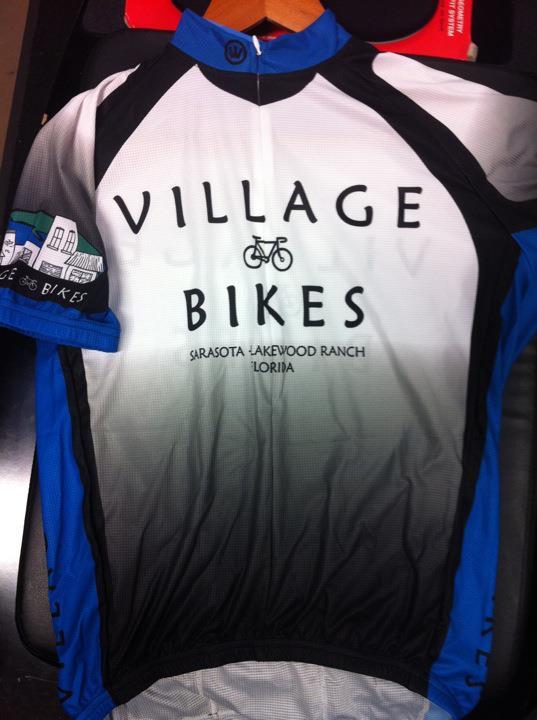 VillageBikeShirt